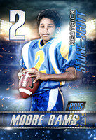 Moore Rams Banners